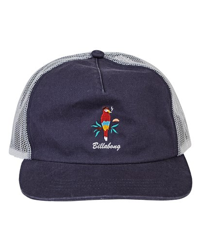 1 Fauna Trucker Hat Blue MAHWVBFA Billabong
