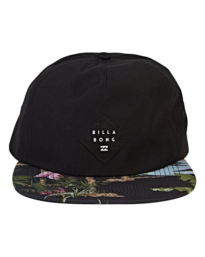1 Jetty Hat Black MAHWVBJE Billabong