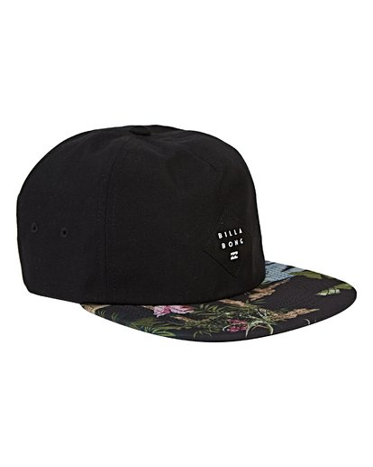2 Jetty Hat Black MAHWVBJE Billabong