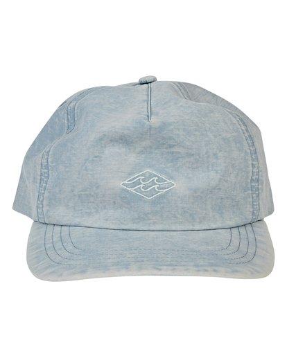 1 Lock Down Hat Blue MAHWVBLO Billabong
