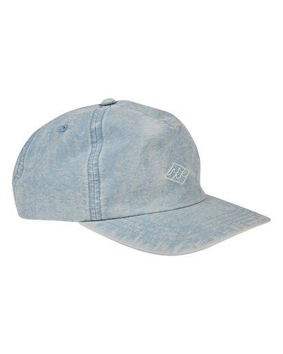 2 Lock Down Hat Blue MAHWVBLO Billabong