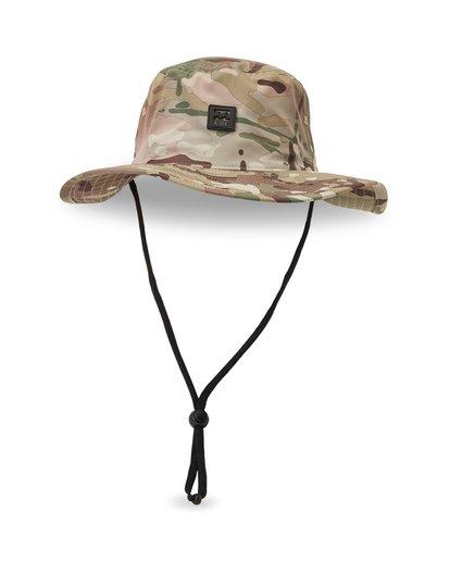 1 Multicam Big John Safari Hat  MAHWVBMB Billabong
