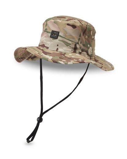 0 Multicam Big John Safari Hat Camo MAHWVBMB Billabong