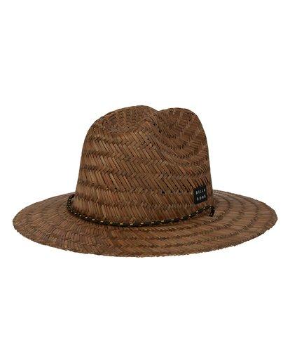 1 Nomad Brim Hat Brown MAHWVBNO Billabong