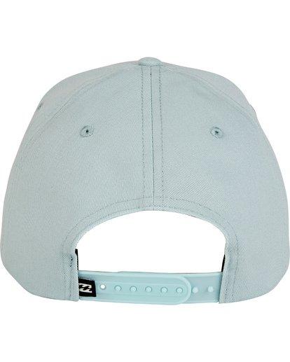 2 Plateau Snapback Hat Blue MAHWVBPL Billabong