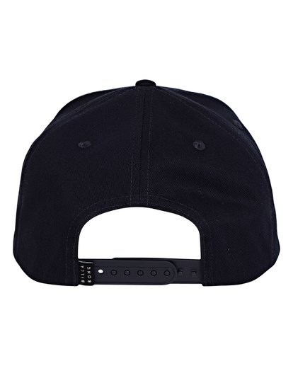 3 Plateau Snapback Hat Blue MAHWVBPL Billabong
