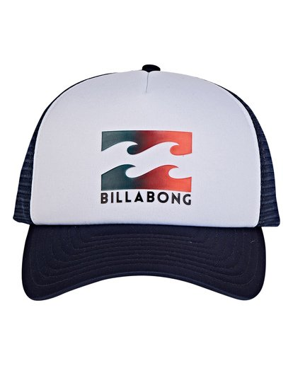 1 Podium Trucker Hat Blue MAHWVBPO Billabong