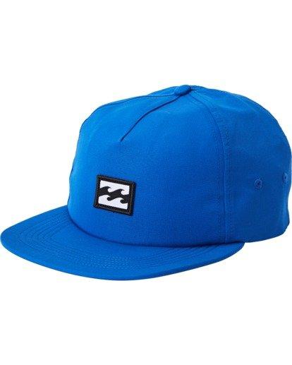 1 Platform Hat Blue MAHWVBPT Billabong
