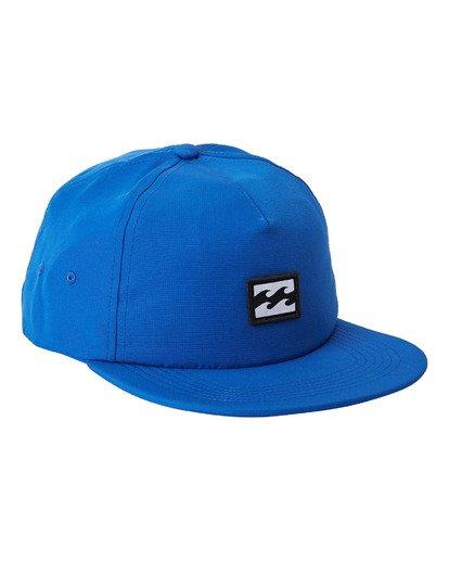 2 Platform Hat Blue MAHWVBPT Billabong