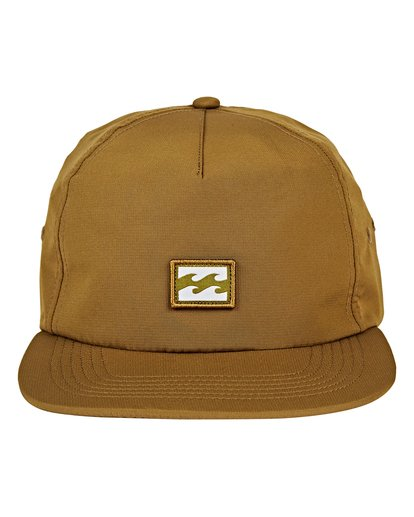 1 Platform Hat Yellow MAHWVBPT Billabong