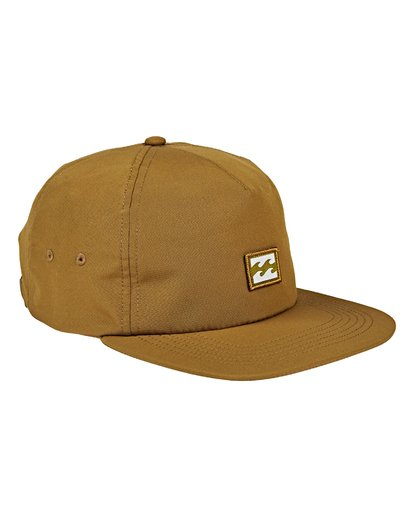 2 Platform Hat Yellow MAHWVBPT Billabong