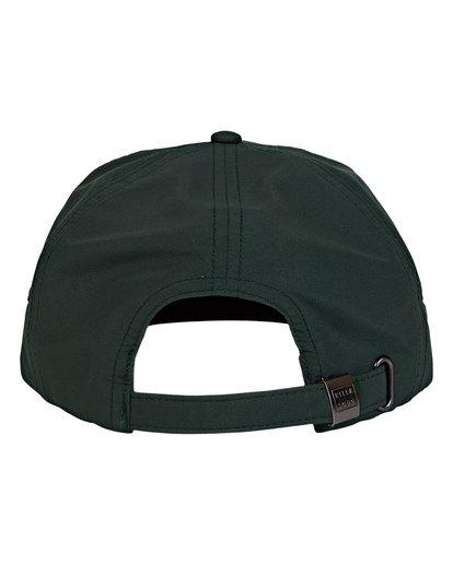 3 Platform Hat Green MAHWVBPT Billabong