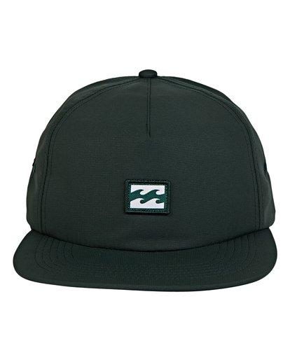 1 Platform Hat Green MAHWVBPT Billabong