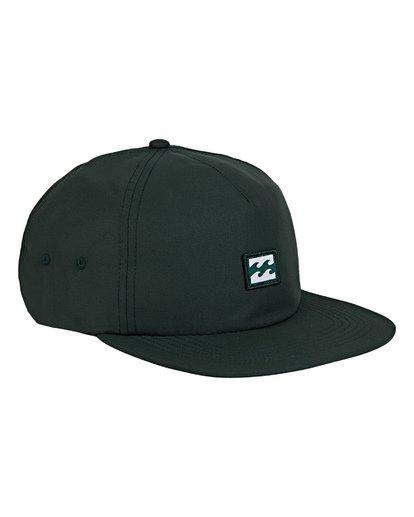 2 Platform Hat Green MAHWVBPT Billabong