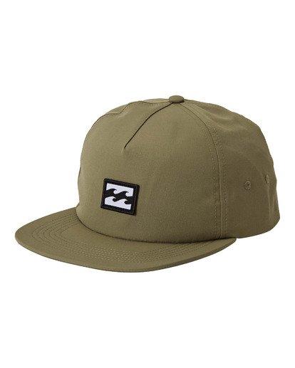 0 Platform Hat Green MAHWVBPT Billabong