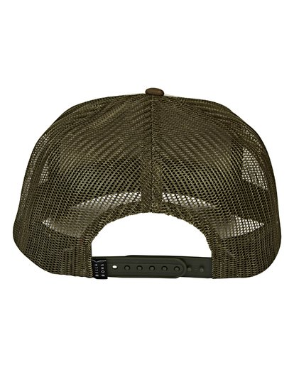 3 Stacked Trucker Hat  MAHWVBST Billabong