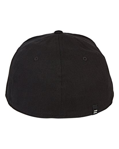 3 Tech Stretch Hat Black MAHWVBTE Billabong