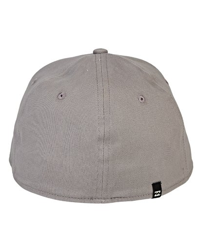 3 Tech Stretch Hat Grey MAHWVBTE Billabong