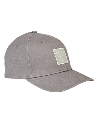 2 Tech Stretch Hat Grey MAHWVBTE Billabong