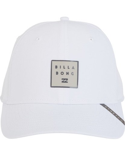 2 Tech Stretch Hat White MAHWVBTE Billabong