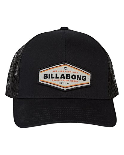 1 Walled Trucker Black MAHWVBWA Billabong