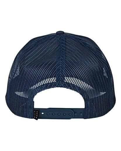 3 Walled Trucker Hat Blue MAHWVBWA Billabong
