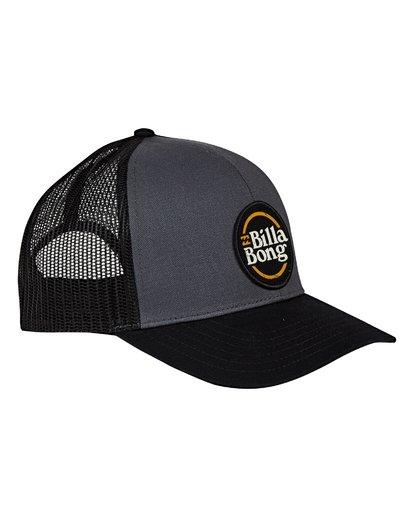 2 Walled Trucker Hat Grey MAHWVBWA Billabong