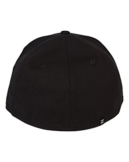 3 Walled Stretch Hat Black MAHWVBWD Billabong
