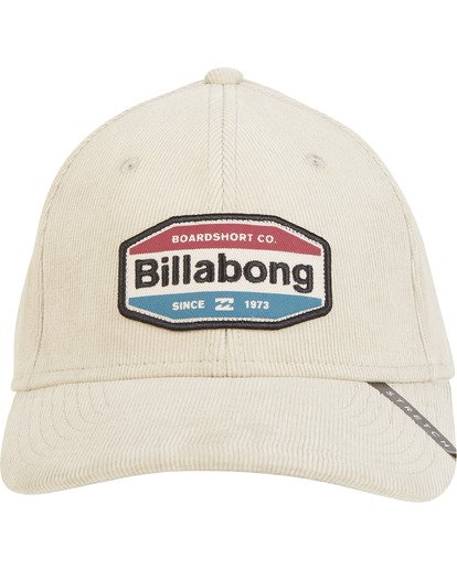 2 Walled Stretch Hat Red MAHWVBWD Billabong
