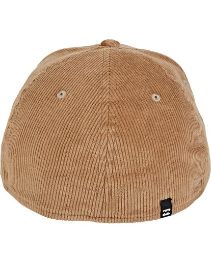 2 Walled Stretch Hat Brown MAHWVBWD Billabong