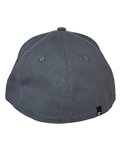 3 Walled Stretch Hat Grey MAHWVBWD Billabong