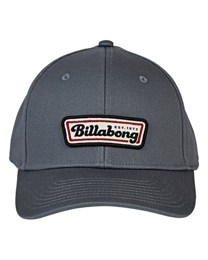 1 Walled Stretch Hat Grey MAHWVBWD Billabong