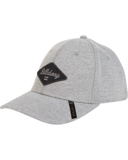 1 Walled Stretch Hat Grey MAHWVBWD Billabong