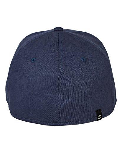 3 Walled Stretch Hat Blue MAHWVBWD Billabong