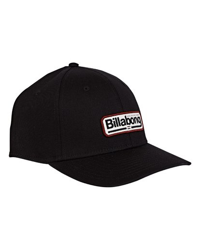 2 Walled Stretch Hat White MAHWVBWD Billabong