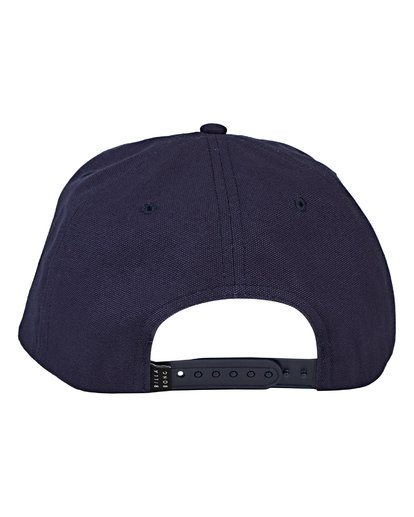3 Wallride Snapback Blue MAHWVBWR Billabong