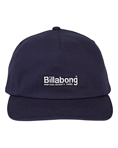 1 Wallride Snapback Blue MAHWVBWR Billabong