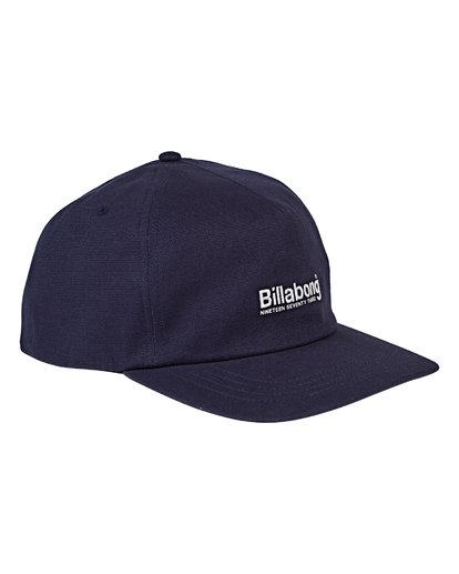 2 Wallride Snapback Blue MAHWVBWR Billabong
