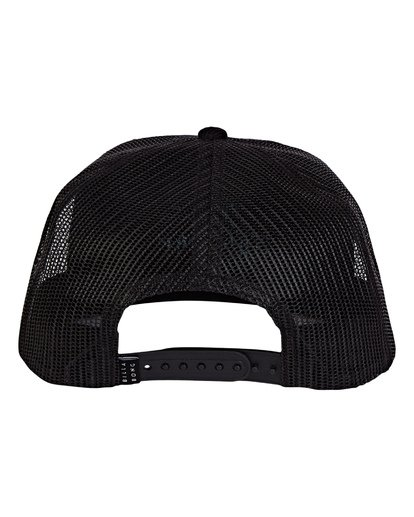 3 Alliance Trucker Hat Black MAHWWBAL Billabong