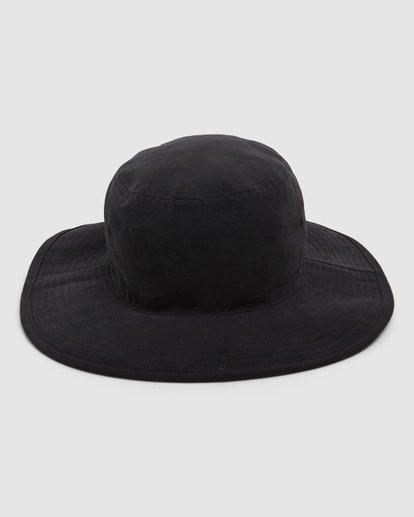 2 Creator Bucket Hat Black MAHWWBCR Billabong