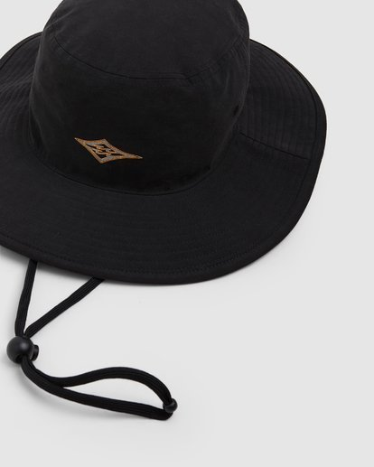 3 Creator Bucket Hat Black MAHWWBCR Billabong