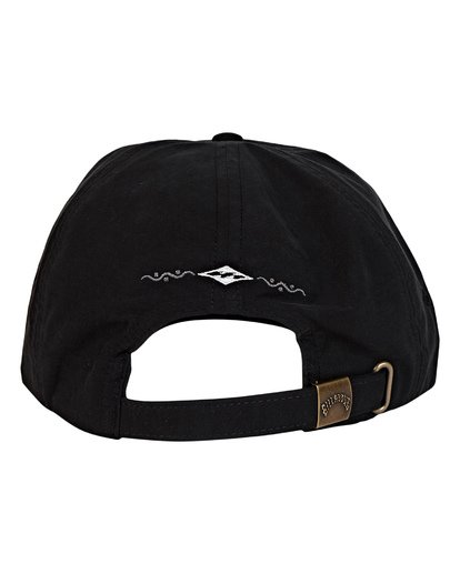 3 Power Slide Hat Black MAHWWBPS Billabong