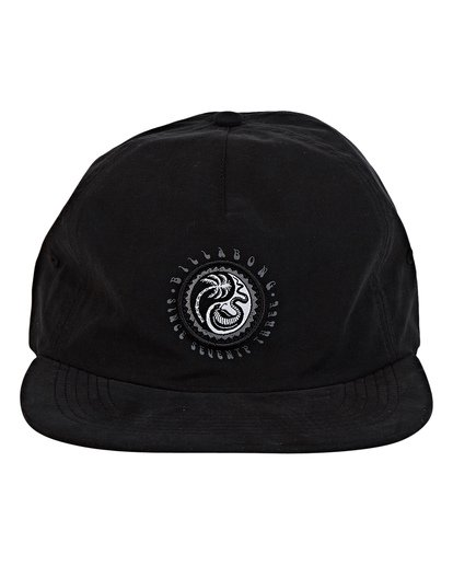 1 Power Slide Hat Black MAHWWBPS Billabong