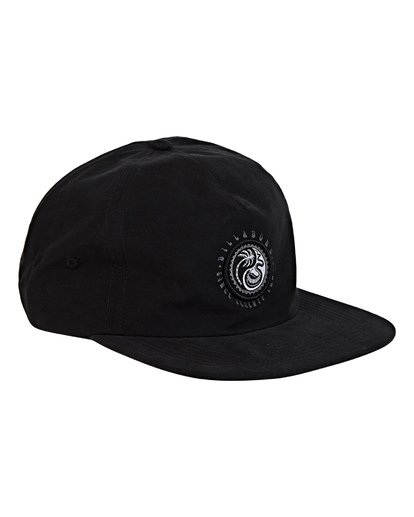 2 Power Slide Hat Black MAHWWBPS Billabong