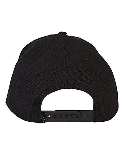 3 Stacked Snapback Hat Multicolor MAHWWBSS Billabong