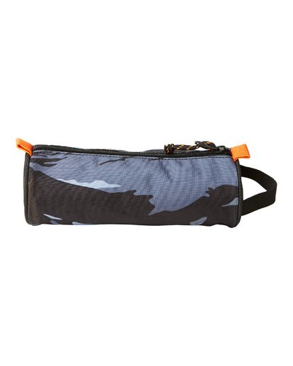 2 Barrel Pencil Case Black MAMCVBBA Billabong