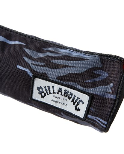 5 Barrel Pencil Case Black MAMCVBBA Billabong