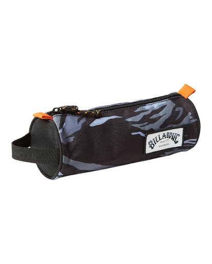 1 Barrel Pencil Case Black MAMCVBBA Billabong