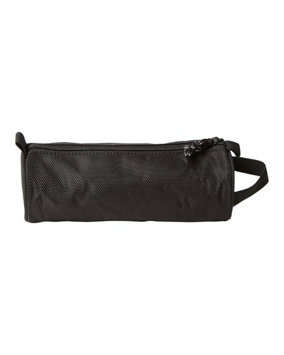 2 Barrel Pencil Case Grey MAMCVBBA Billabong