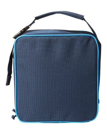 3 High Tides Lunch Box Blue MAMCVBHT Billabong